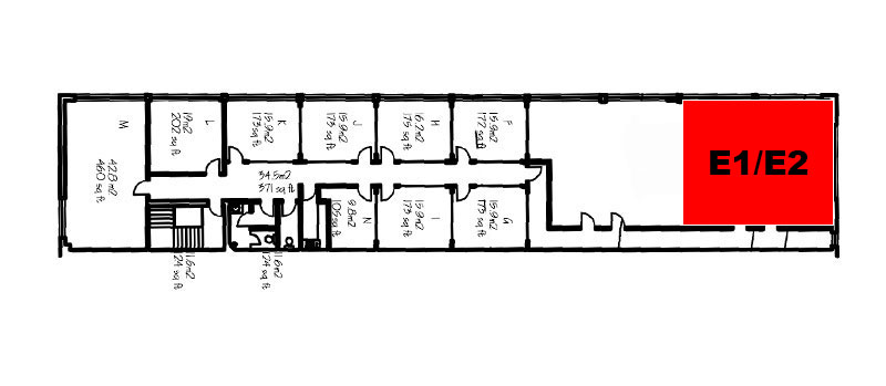 Office E1 Floorplan
